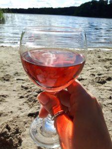 Den bedste alkoholfri rose vin som findes
